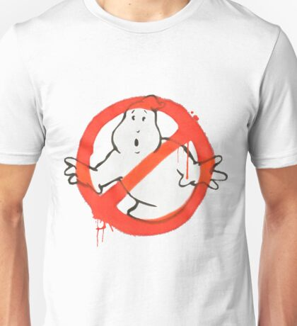 Ghostbusters Logo Unisex T-Shirt