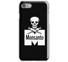 Monsanto iPhone Case/Skin