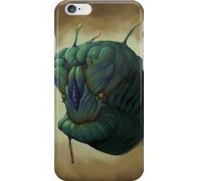 The Green Alien iPhone Case/Skin