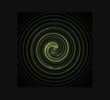 Fractal 31 green spiral Unisex T-Shirt