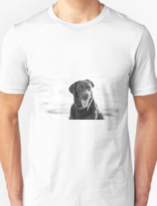 Happy Pooch Unisex T-Shirt
