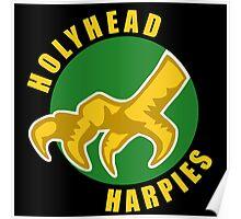 holyhead harpies shirt Poster