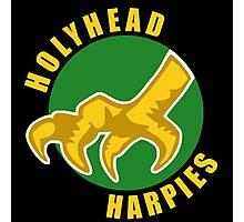 holyhead harpies shirt Photographic Print