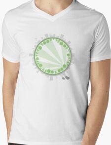 The Grass is Always Greener Mens V-Neck T-Shirt