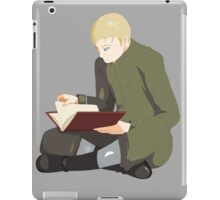 Hetalia - Germany/Ludwig  iPad Case/Skin