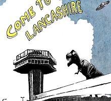 Come to sunny Lancashire by Andy Mercer