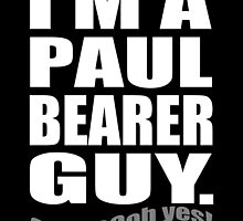 Paul Bearer Guy by psychoandy