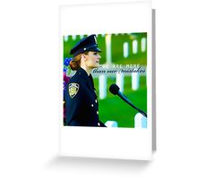 BECKETT - S3 Greeting Card