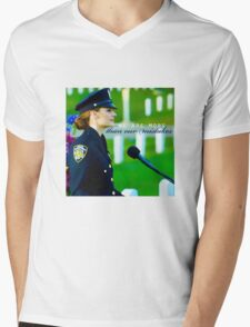 BECKETT - S3 Mens V-Neck T-Shirt