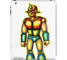 Japanese Robot Marker Drawing  iPad Case/Skin