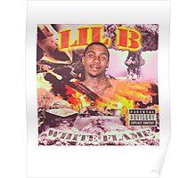 LIL B T-SHIRT Poster