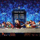 The Doctor Lost in the last Supper by Arief Rahman Hakeem