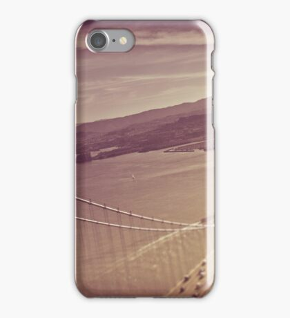 Aerial Dimensions SF Bay Area  iPhone Case/Skin