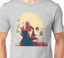 great genius scientist hope art Unisex T-Shirt