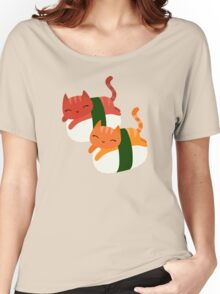 Sushi Cats Women's Relaxed Fit T-Shirt