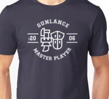 Gunlance - Master Player Unisex T-Shirt