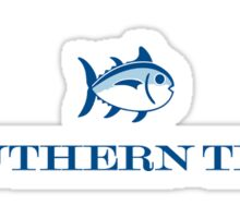 Southern Tide Logo Sticker