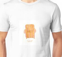 cattism 6: own the space you're in Unisex T-Shirt