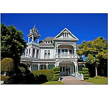 Good Queen Anne Photographic Print