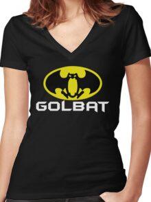Pokemon - Golbat - Man Women's Fitted V-Neck T-Shirt