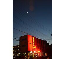 Motel California Photographic Print