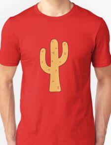 Cactus Against the Desert Sky Unisex T-Shirt