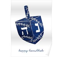 Happy Hanukkah! Poster