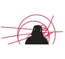 Darth Vader Rogue One Trailer  Photographic Print