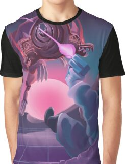 VaporWolf Hunt Graphic T-Shirt