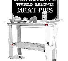 Mrs. Lovett's Meat Pies by AllMadDesigns