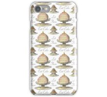 Let Them Eat Cake Marie Antoinette iPhone Case/Skin