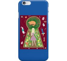 Alice (Fairy Tale Fashion Series #4) iPhone Case/Skin