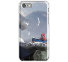 A Robot in a Bottle iPhone Case/Skin