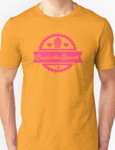 Cupcake Queen Unisex T-Shirt