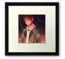 Lance Framed Print