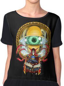 Doctor Strange in the Agamotto Eye Chiffon Top