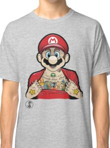 Mario's Got Ink Classic T-Shirt