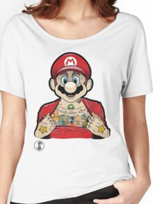 Mario's Got Ink Women's Relaxed Fit T-Shirt