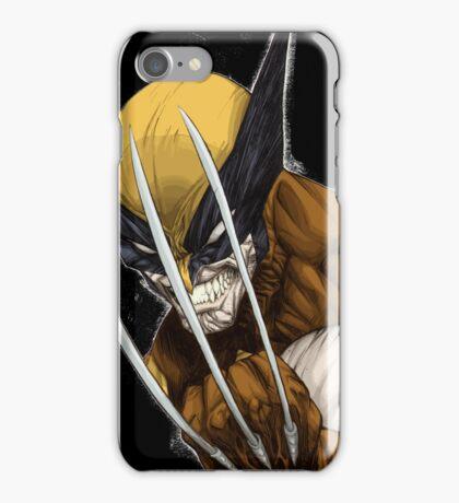Wolverine iPhone Case/Skin