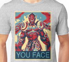 Jaraxxus obey Unisex T-Shirt