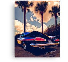 Impala – How The 59 Beat The Pack Canvas Print
