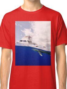 We Need A Bigger Boat Classic T-Shirt