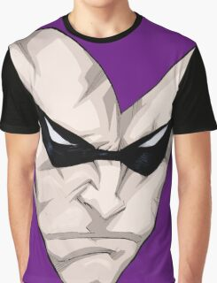 Phantom face Graphic T-Shirt