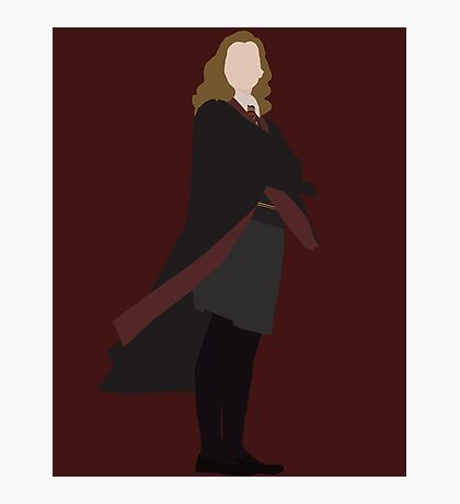Hermione  Photographic Print