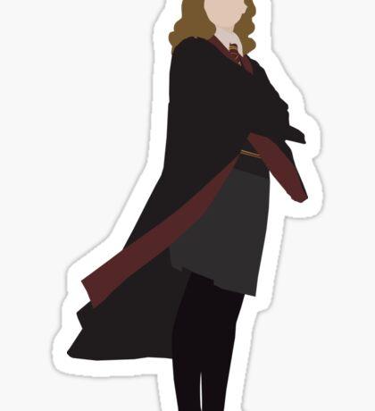 Hermione  Sticker