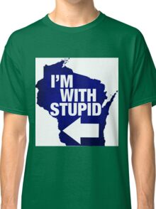 Minnesota...they think they're so smart Classic T-Shirt