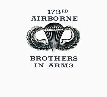 Jump Wings - 173rd Airborne - Brothers in Arms Unisex T-Shirt