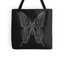 Buttafly BW Tote Bag