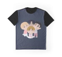 Seventeen - Concert - Hip Hop Unit Graphic T-Shirt