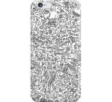 Joyous Rumblings iPhone Case/Skin
